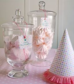 Strawberry Soiree. I love these jars!