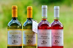 Bianco o Rosato? Vino Vivaverdi! Made in Italy