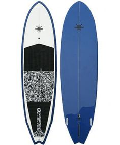 "Ron House 9' 7"" Tri Fin Stand Up Paddle Board : http://www.waterwaysup.com/ron-house-sup-9-161.html $1,250"