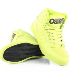 Osiris NYC83 Lifestyle Hightop Skate Shoe    $129.95    Update your skatewear collection with Osiris NYC83 high tops!