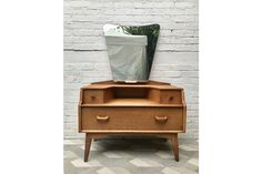 G Plan Dressing Table With Mirror #604 photo 1