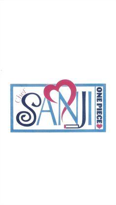 Sanji logo One Piece Logo, One Piece World, Sanji One Piece, Anime One Piece, Zoro, The Pirate King, One Peace, Monkey D Luffy, First Love
