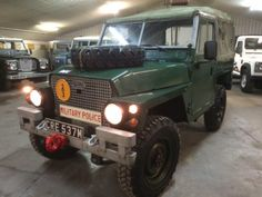 Land Rover® Lightweight *Galvanised & Exempt* - John Brown 4x4