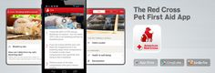 The American Red Cross has an App for pet first aid. Pretty cool...check it out!
