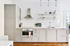 Kök Kitchen Cabinets, Vanity, Room, Kitchens, Anna, Interiors, Design, Home Decor, Houses