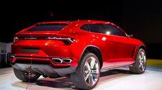 Lamborghini S.U.V'dan Bir Görüntü