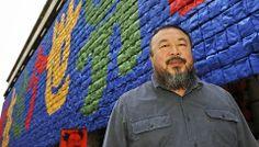 Ai Weiwei -  http://aiweiwei.com/