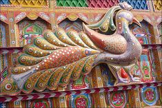 You Know About Truck Art? Do You Know About Truck Art? - Creative Mind KhadijaDo You Know About Truck Art? Truck Art Pakistan, Pakistan Art, Semi Trucks For Sale, Truck Crafts, Truck Tattoo, 6th Grade Art, Truck Design, Indigenous Art, Nose Art