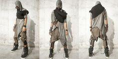 dystopian / post apocalypse clothing