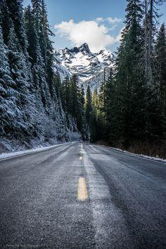 Cayuse Pass in Washington. Matthew Charchenko, Your Take