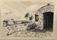Catagena/ La Teraza . Entrada a la Mina Arnoldo Michaelsen - Artelista.com