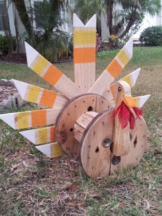 pallet projects for fall. spool and pallet turkey. thanksgiving 2016thanksgiving craftsfall projects for fall n