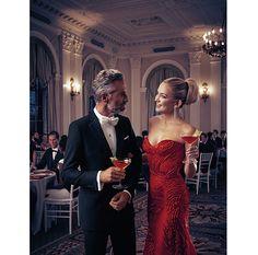 C'est donc que le calendrier de l'année prochaine, en édition ultra limitée, s'est construit sous la thématique des élections présidentielles, mais en opposant le côté Bitter (amer) et Sweet (sucré) de l'alcool. Et en plus, c'est la magnifique Kate Hudson qui prend la vedette pour le calendrier