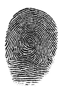 Lifesize fingerprint tattoo, of the people who mean most to me.