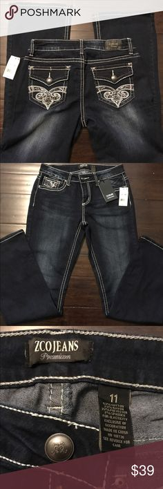 ZCOJeans size 11 Brand new ZCO Jeans