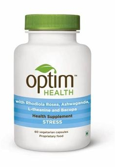 Optim Stress Supplement Buy Online at lowest price in India: BigChemist.com