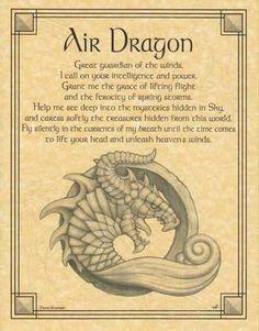 Air Dragon – Lady Adrienne's Cauldron