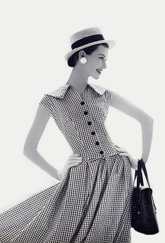Vogue ~ June 1955