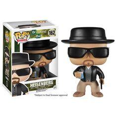 Funko POP! Breaking Bad Heisenberg.