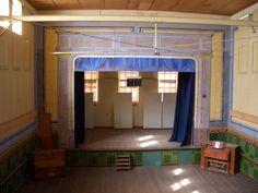 Kohlmanskop theater, Lüderitz, Namibia