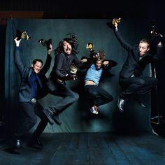 Grammy winners! Photo by Danny Clinch.