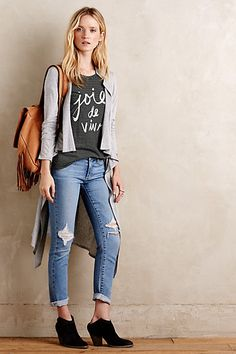 Noontide Cardigan #anthropologie ~ Back To School Look Idea