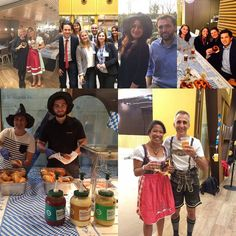 Here are some more pictures of our Oktoberfest celebrations. It was a great evening of drinks laughter and fun! Check our Facebook page for more Oktoberfest pictures. #funtimes #kpmglife #39jfk #kpmgwelcomenewcomers
