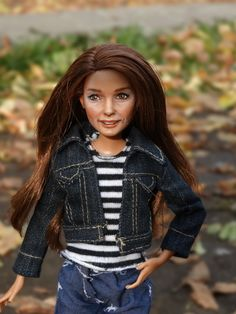 Портретный ООАК Барби - я и Саша / Другие интересные игровые куклы для девочек / Бэйбики. Куклы фото. Одежда для кукол
