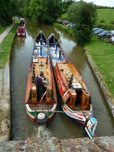 Like obtaining a driver's license, getting your boating license is a process that you must take seriously. Barge Boat, Canal Barge, Canal Boat, Birmingham Canal, Boating License, Narrowboat Interiors, Cruise Europe, Love Boat, Floating House