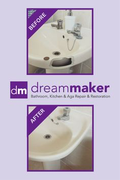 We Will Transform Your Damaged Basin Or Sink By Repairing The Damage Caused  By Chips, Scratches And Cracks Or Change The Colour Completely.