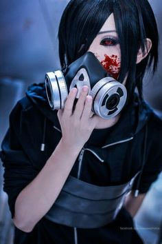 Touka Cosplay. this onE IS GREAT <3