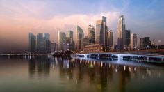 The Lion City II - Majulah by Keith Loutit