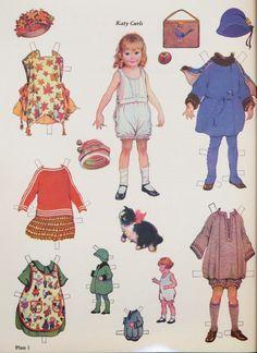 Frances Tipton Hunter paperdolls - Google Search