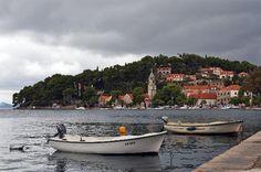 Cavtat, Croatia: Harbour