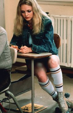 "Heather Graham in ""Boogie Nights"""