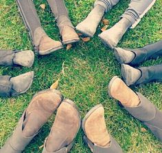 Riding boots forever