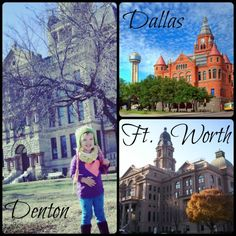 A blog post dedicated to the Dallas/Ft. Worth, TX area!