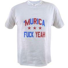 Murica Fuck Yeah T-Shirt