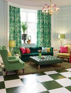 GRAND HOTEL COLOR — The Decorista