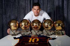 Bola de Ouro: Barça amplia vantagem entre clubes, e Argentina sobe degrau #globoesporte