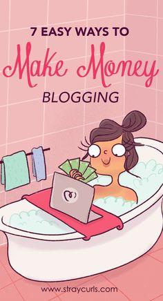 Angela Vaz, Author at Stray Curls Make Money Blogging, Make Money From Home, Way To Make Money, Earn Money, Make Money Online, Business Tips, Online Business, Business Quotes, Blogging For Beginners