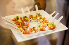 Tempt your tastebuds with fresh #Caribbean #ceviche at Flavors partner Cafe el Punto WWW.SANJUANFOODTOURS.COM
