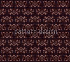 Chocolate Royal by Viktoryia Yakubouskaya available as a vector file on patterndesigns.com Vector Pattern, Vector File, Surface Design, Chocolate, Gothic, Patterns, Block Prints, Goth, Chocolates