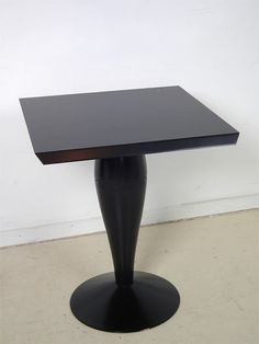 """Miss Balu"" square table, 195 euro"