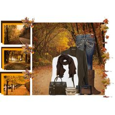 """""""I LOVE Fall"""" by cindycook10 on Polyvore"""