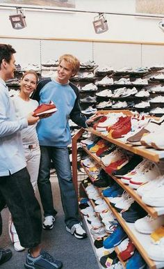 Shoe Carnival in Sevierville, TN offers visitors an upbeat, friendly shopping experience as they shop for name brand shoes for the entire family at affordable prices.