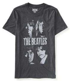 Designer Clothes, Shoes & Bags for Women Aeropostale Outfits, Destroyed T Shirt, Distressed Tee, Screen Printing Shirts, Band Merch, Graphic Shirts, Cotton Tee, The Beatles, My Style