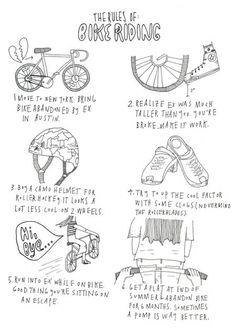 The Rules of Biking