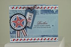 Hurry Home Card by Erin Lincoln for Papertrey Ink (June 2012)