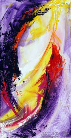 "Cristina Maddalena - Alma Arts Agency ""Lussuria"", 2009. Acrylic on canvas 200x100cm"